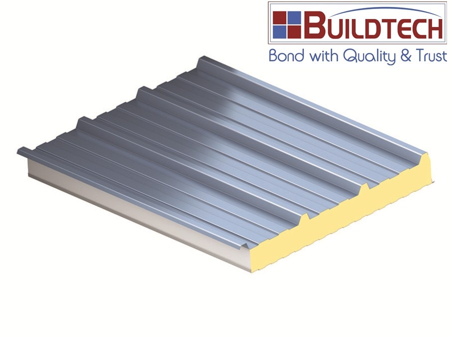 Manufacturer of PUF Panel And Sheet - PUF Pan | BUILDTECH