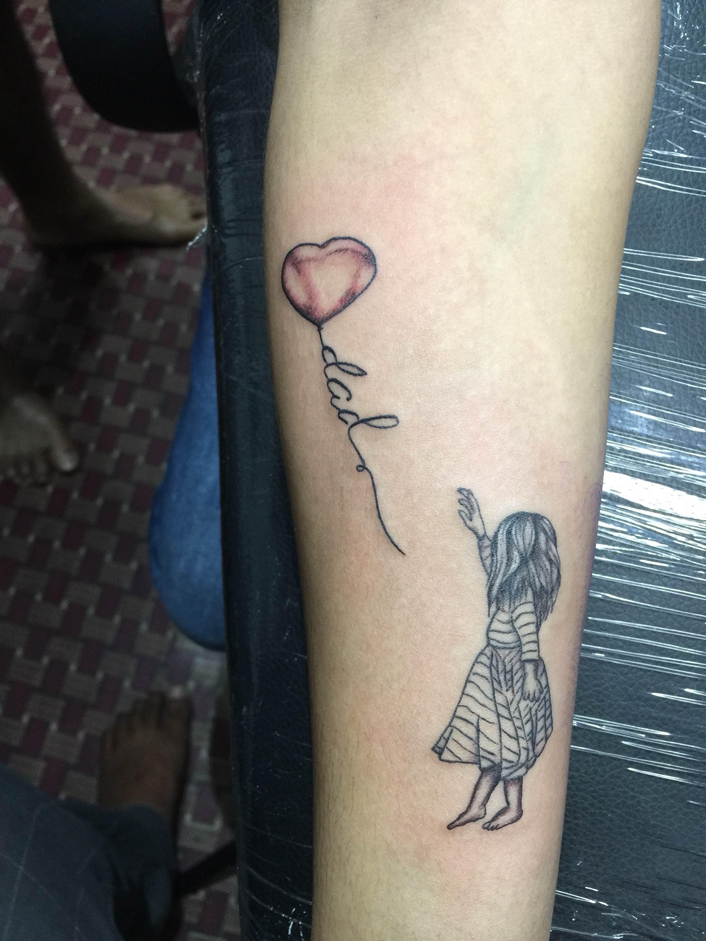 8d5d06028 Dad..... Remembering you is easy, I do it ev   Charmis Tattoo Studio
