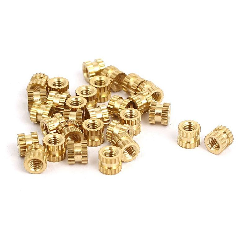 Brass Threaded Inserts - Manufacturers Export | Mahavir