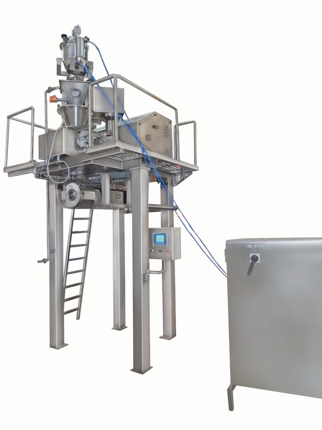 Roll Compactor - Dry Compactio
