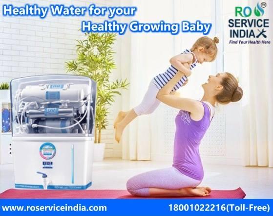 Healthy water is very importan