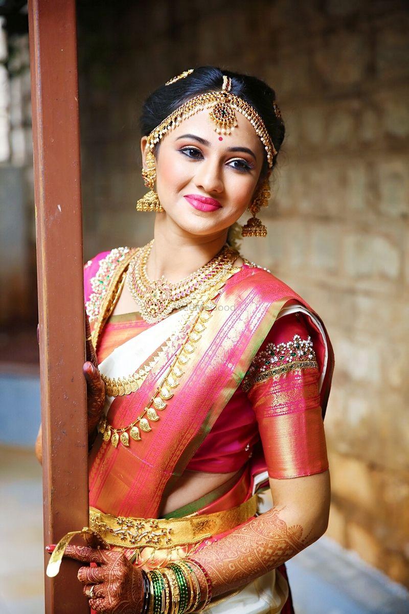 bridal makeup artist in kolathur south india : tips and toes