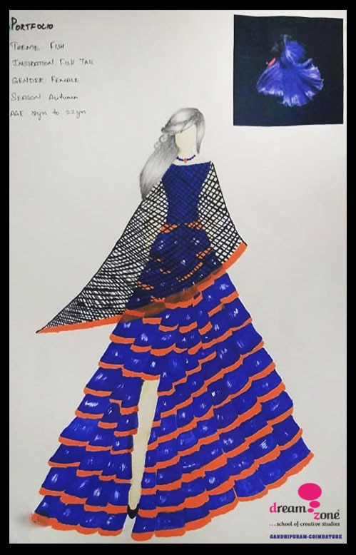 Dreamzone Fashion Design Interior Course