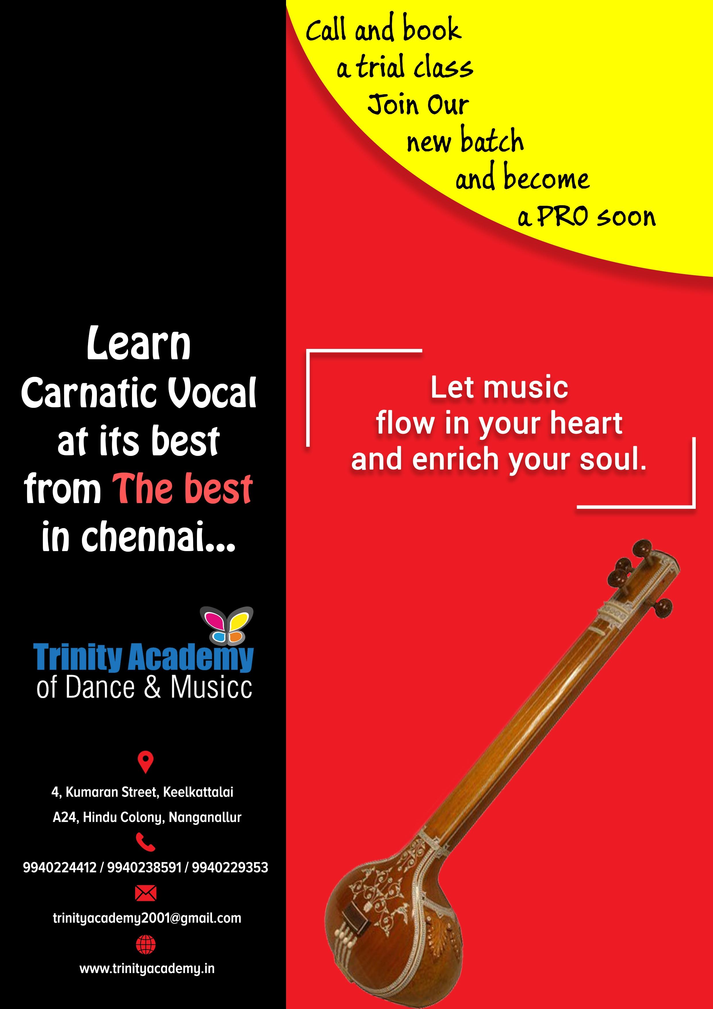 best carnatic classical songs, popular carnat   TRINITY