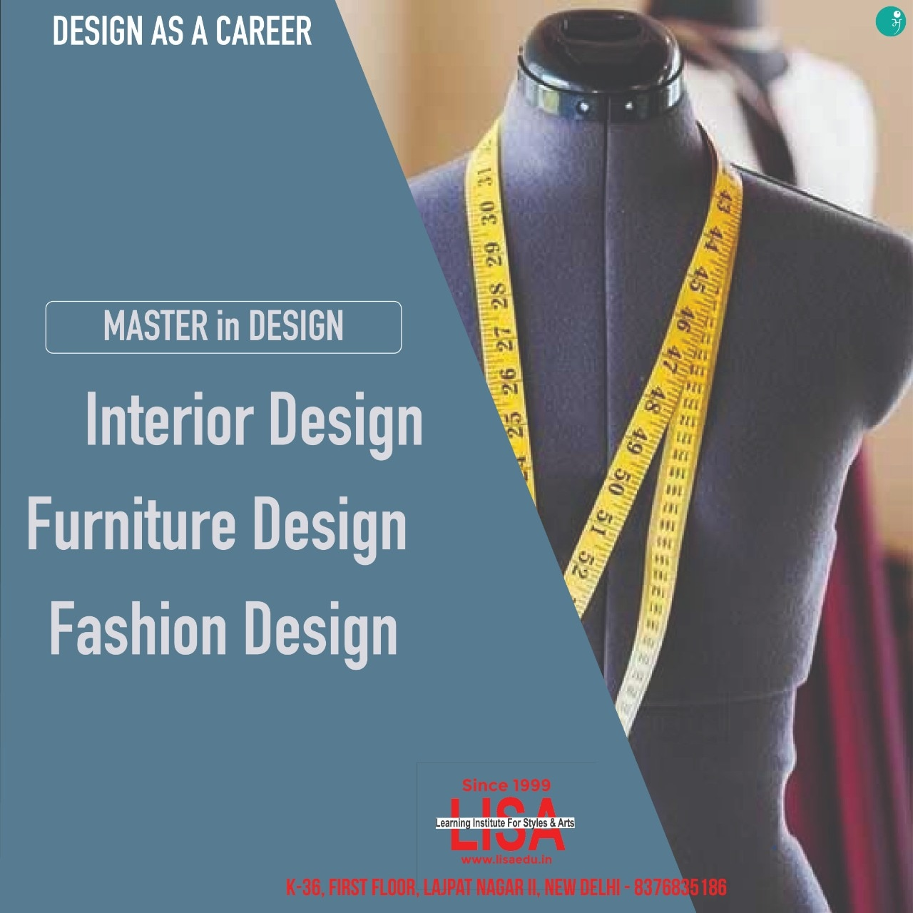 Best Fashion And Interior Design Courses In D Lisa