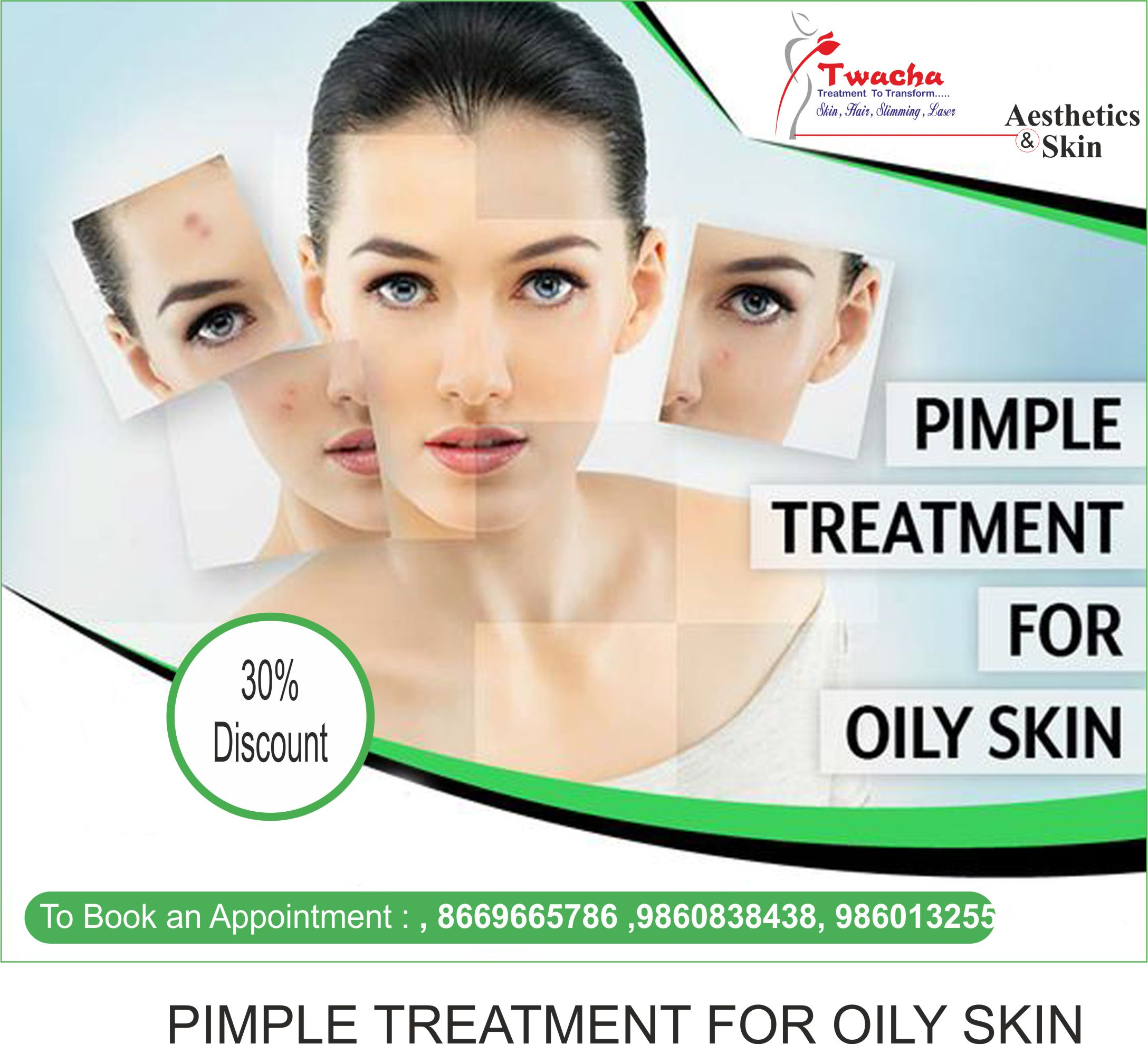 PIMPLES TREATMENT•
