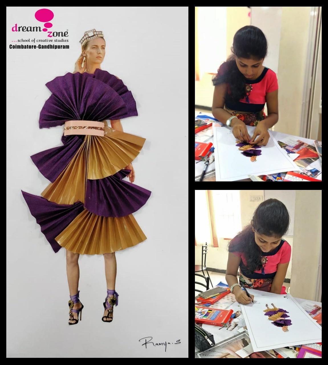 Dreamzone Fashion Design Interior Course