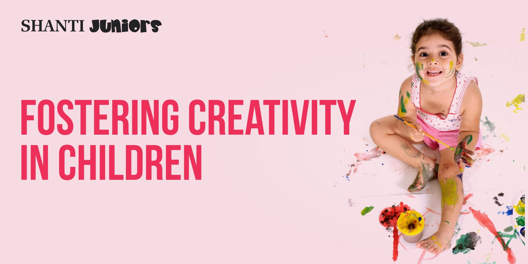 Fostering Creativity in Children