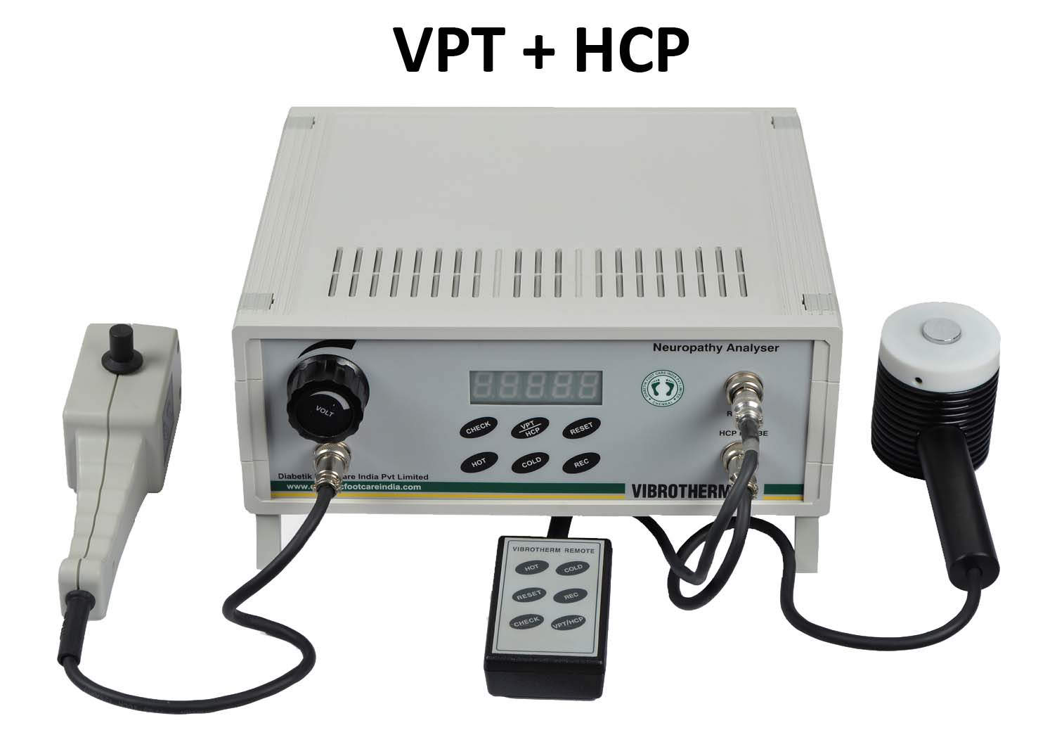 Neuropathy Analyser Model VIBR