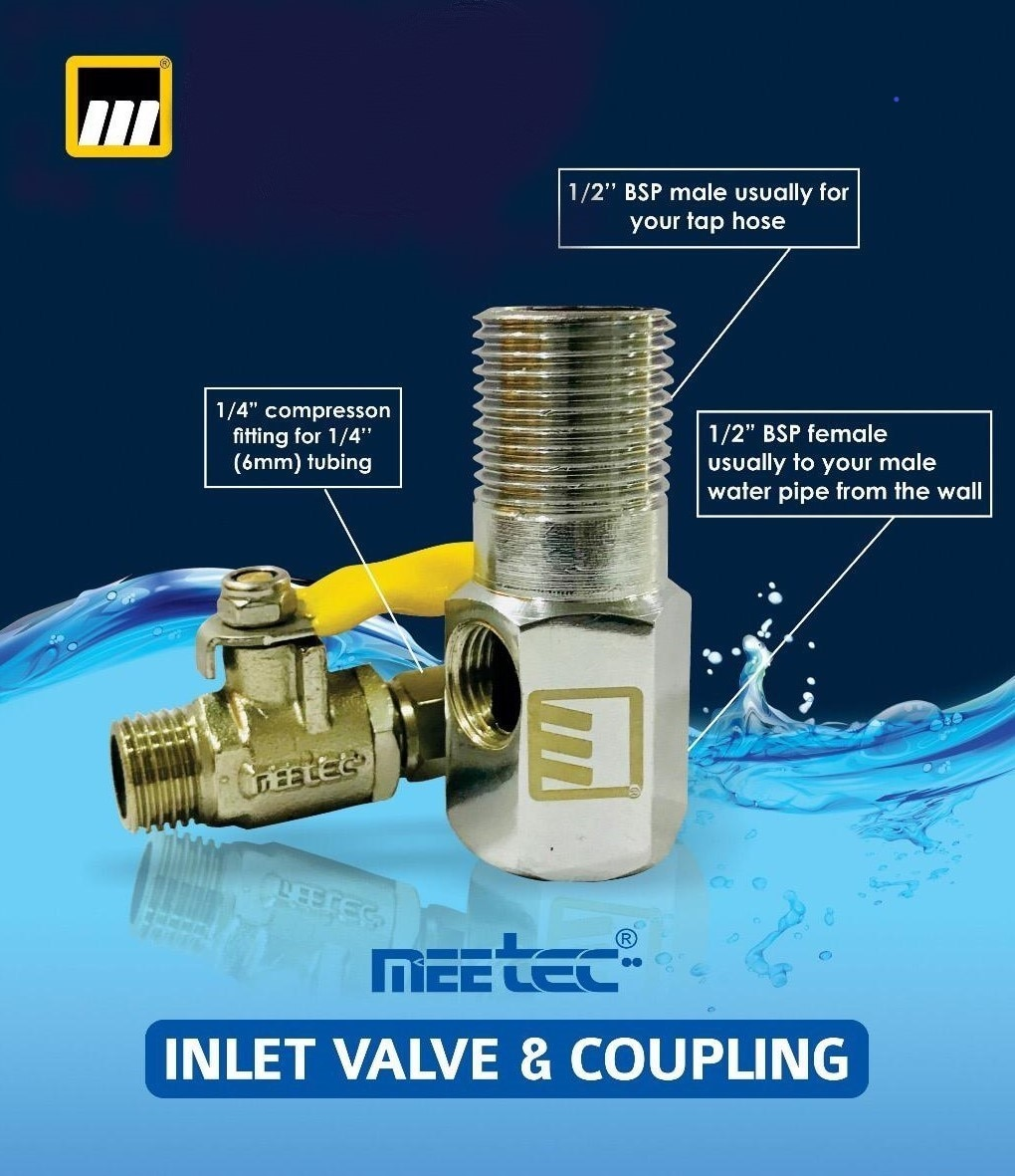 Very good quality inlet valve