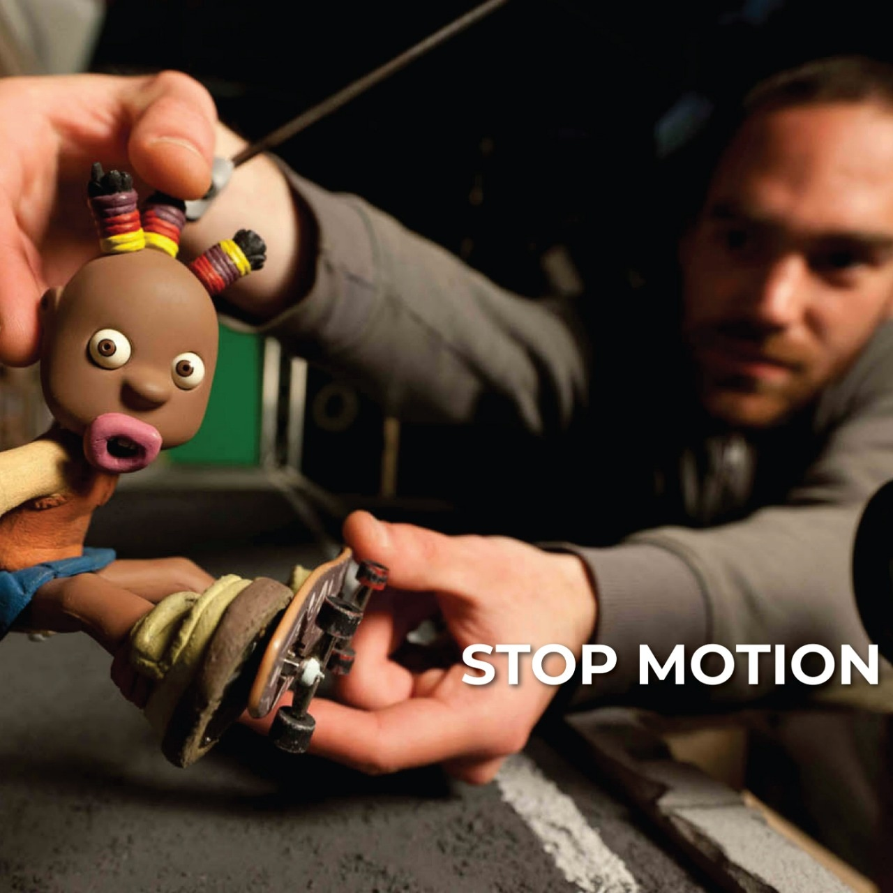 STOP- MOTION ANIMATION is anot