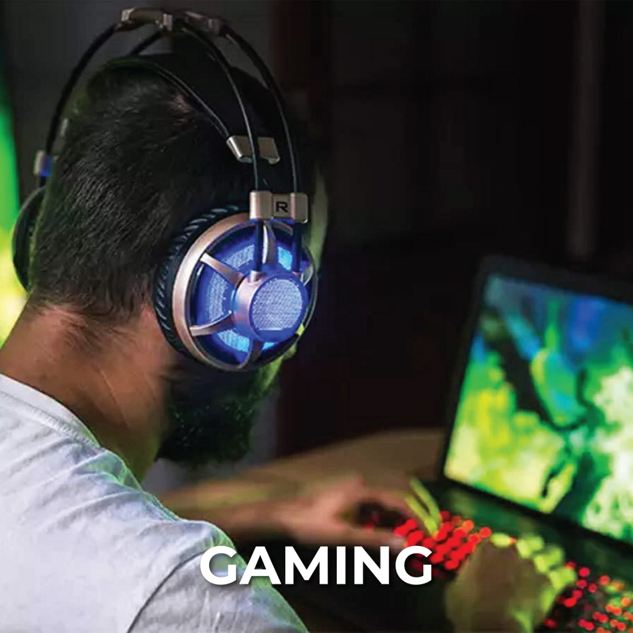 We can say that Gaming is a fo