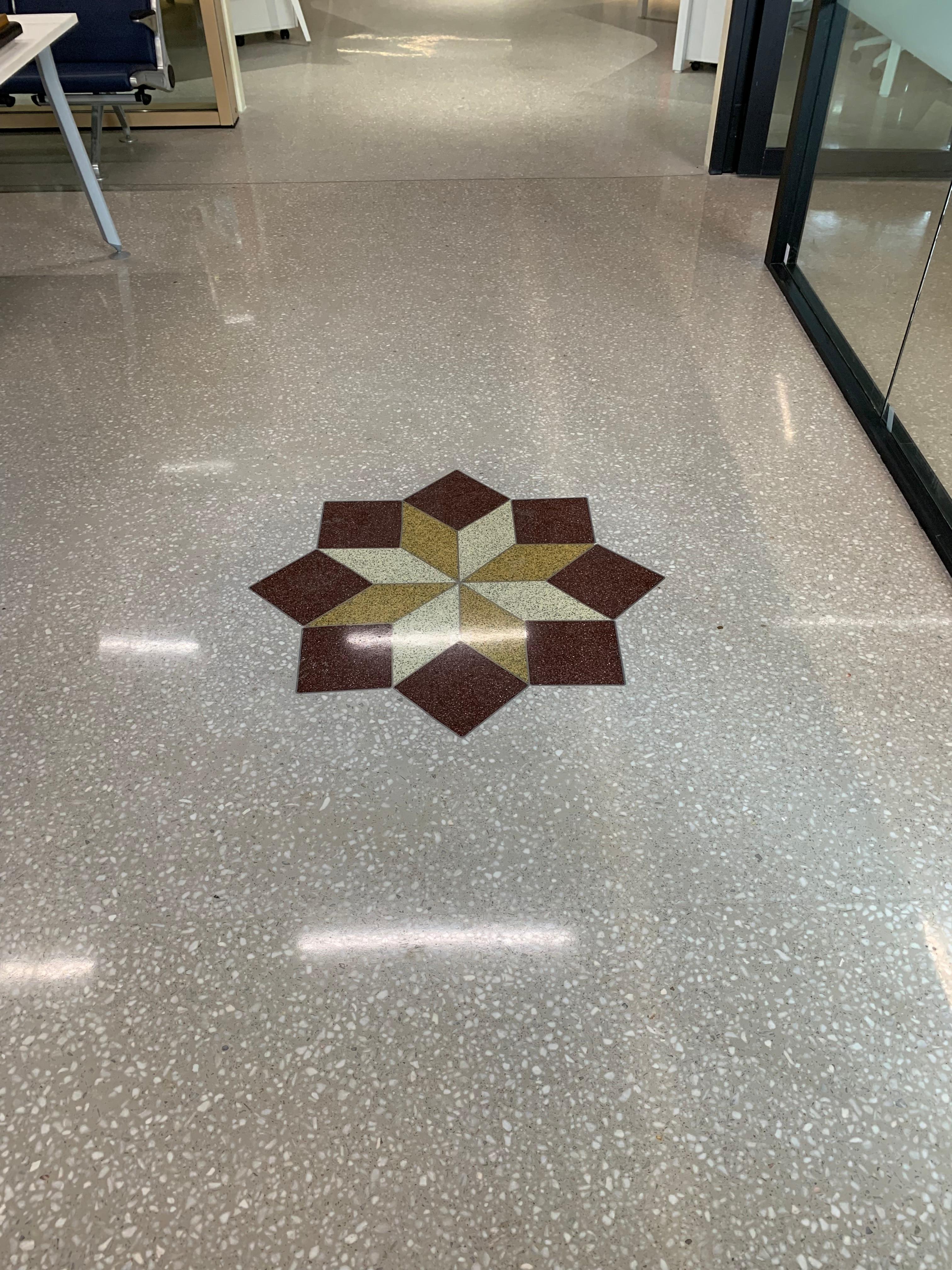 Cementitious Terrazzo Flooring Terrazzo Floo Swathi