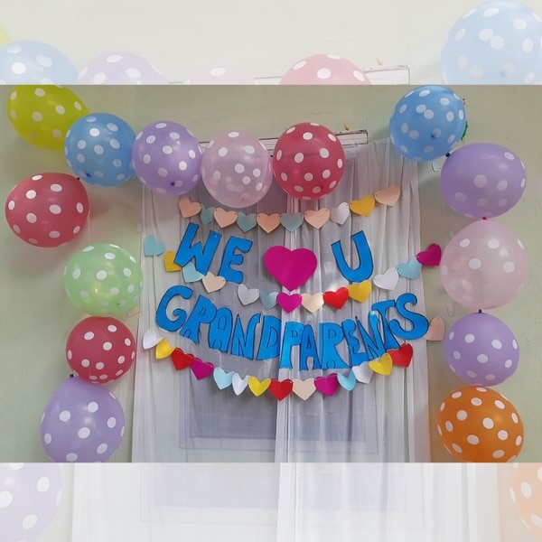 Grand Parent's Day