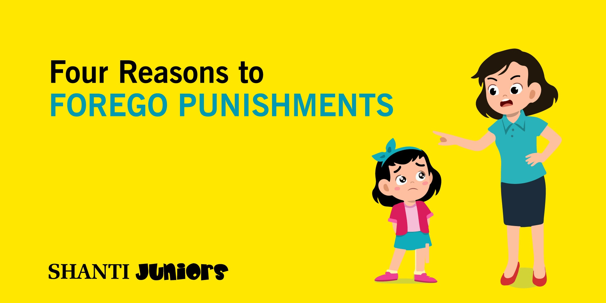 Four Reasons to Forego Punishments