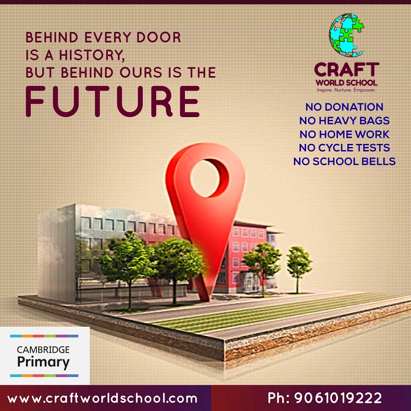 ADMISSIONS OPEN !!