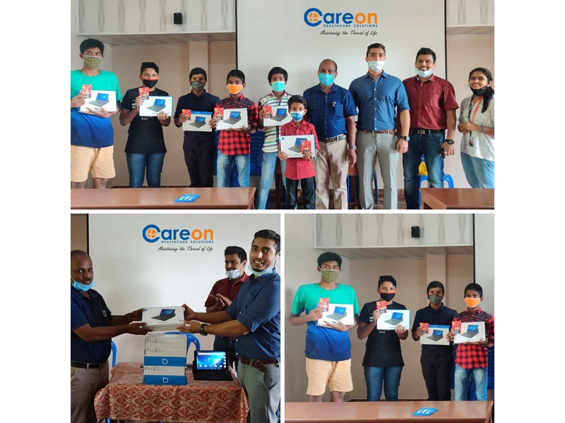 CSR activity by Careon