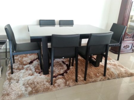 expendabul dinning  - by WoodX Furniture, Hyderabad