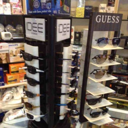 Guess shades collection in Hyderabad.