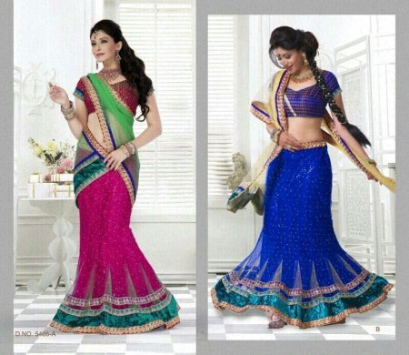 New collection in fancy fishcut and sharara arrived. Feel the style by pakeeza aanchal