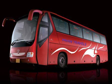 Bus Service Available from Hyderabad to Bangalore - by Pizza Mania, Calooccan