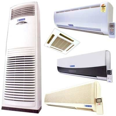 Authorized Sales and service for Blue Star Air-Conditioners, 1, 1.5 and 2 Ton split type Air-Conditioners, Window Air-Conditioners, multi split Air-Conditioners, Cassette Air-Conditioners, Verti-cool Air-Conditioners. Color options available in Red, Silver, Gold and favorite White.Newly launched with Star rating with press button glow temperature indicator.