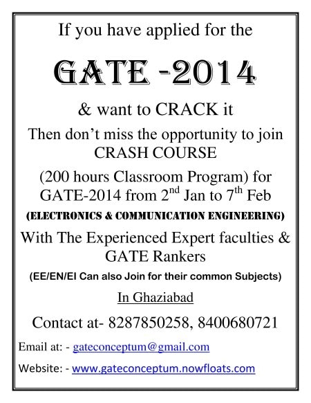 for more details contact us. - by Gate Conceptum, Ghaziabad