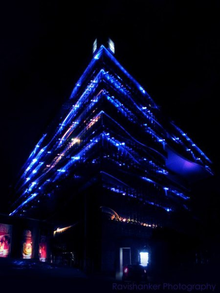 Park Hotel at Hyderabad. - by RS Designs, Hyderabad