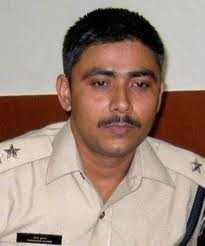 Mining mafia mows down young IPS officer (Mahim Pratap Singh) in Morena. Want to be like him so join our new session of UPSC from first week of January. - by Praveen, Hyderabad