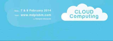 A Program on Cloud Computing ! - by ISB&M Training Pvt. Ltd., Jalna