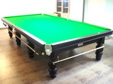 snooker table. - by 147 Snooker Club, Khordha