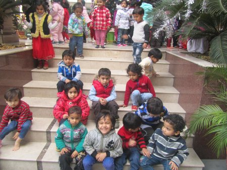 Lil Mangoes Champs is a International Pre School and committed to groom the character of a child in Malviya Nagar, South Delhi - by PLAY WAY SCHOOL AND DAY BOARDING, South Delhi