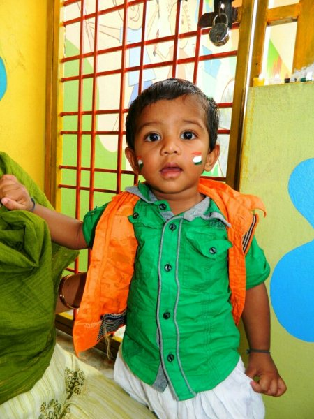 1 - by Sadhana Preschool, Hyderabad
