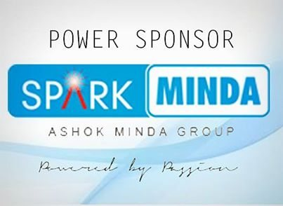 POWER SPONSOR: SPARK MINDA, ASHOK MINDA GROUP   Spark Minda, Ashok Minda Group is a leading manufacturer of Automotive Security Systems, Driver Information Systems, Connective Systems, Plastic Injection-Moulded Interior Parts, Die-Casting,  - by Vanijya Utsav 2014, North Delhi