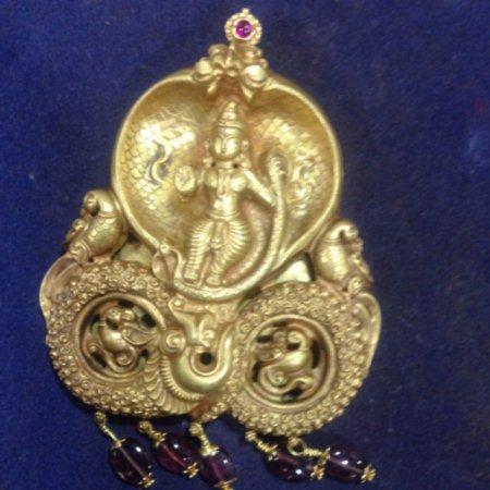 Kali Krishan Pandan  - by Kanchan Jewellers, Bangalore