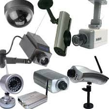 CCTV Security Cameras and Door Security Devices in Dwarka, West Delhi - by Amba communications, West Delhi
