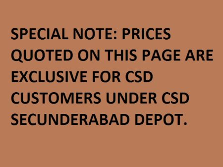 Customers Note