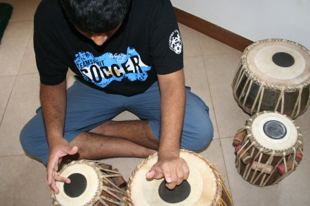 Tabla class - by WeGotGuru - Media and Education, Bangalore Urban
