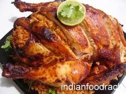 Roasted chicken stuff. - by DeccanOrchid, Hyderabad