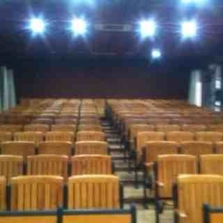 Seminar Hall - by JBL STUDIO, Hyderabad