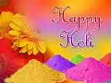 WISH U HAPPY HOLI ! - by AMAZON PICKUP POINT  COLABA(GANESH GENERAL STORES), Mumbai