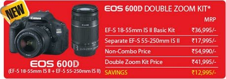 Canon Hyderabad now Bring