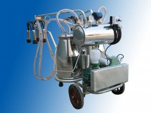 A milking machine can be supplied by NEC Tractor Project Ltd - by Nec Tractor Project Ltd, Kampala