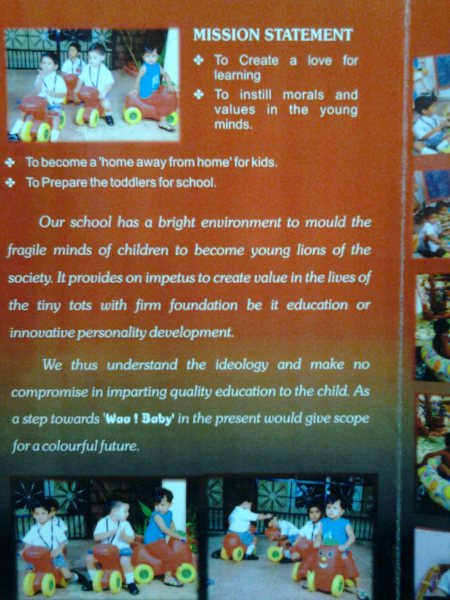 kinder care for your children. we are here from 15 years to serve child day care, child development.