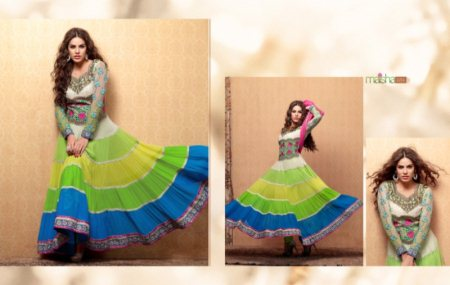 Desigber Anarkali suits - by Naksh Creation-Get Admired, Mumbai Suburban