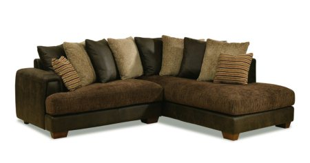 This is the new sofa lounger model with molfino cloth and different colour pillows.