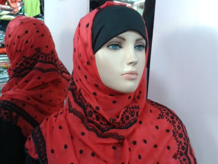 New stock arrived at Hijab Collections - Tolichowki - Hyderabad. 040-65163626 - by Hijab Collections, Hyderabad