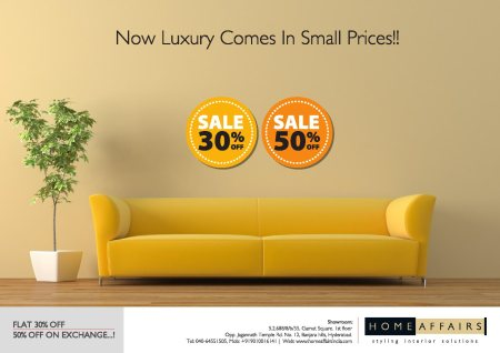 SALE ! - by Home Affairs - Styling Interior Solutions, Hyderabad