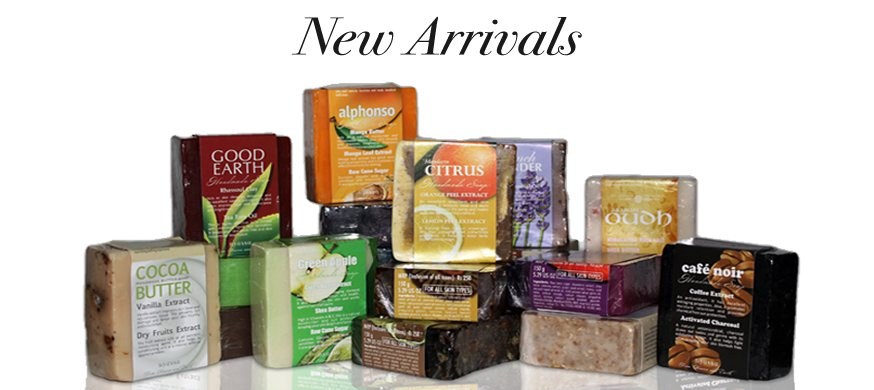 NYASSA - From Heaven & Earth....26 Delightful ways to transform ur bath .....A Wide New Range of soaps with rich textures and tantalising aromas - by ALPINE - The Fashion & Art Store, Hyderabad