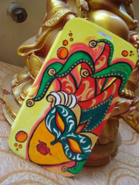 Customized mobile cover , be unique with yours phone.  - by Artfully Yours Chitranka, Hyderabad